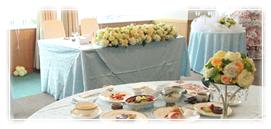 鹿児島の結婚式会場装花